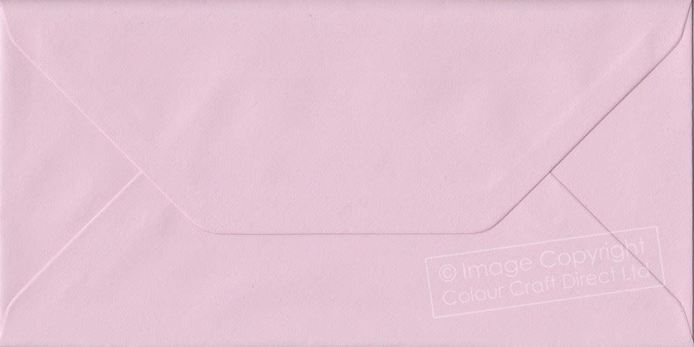 Fuchsia Pink DL 110 mm x 220 mm Self Seal Colour Business DL Envelopes