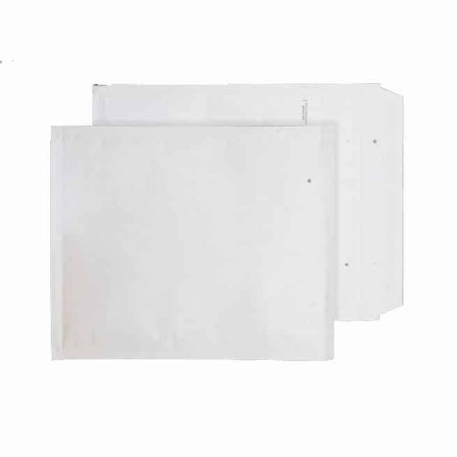 White Padded 360mm x 270mm Bubble Lined Envelopes (Box Of 100)