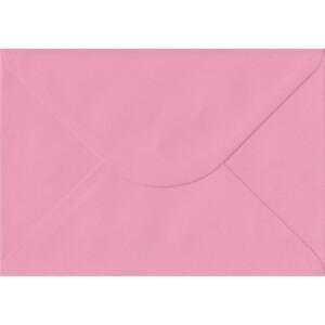 100 A5 Pink Envelopes. Pink. 162mm x 229mm. 100gsm paper. Gummed Flap.