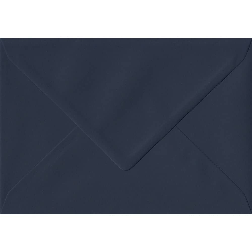 Black C5 Envelopes 162 mm x 229 mm 100gsm Gummed A5 Size Colour Envelopes