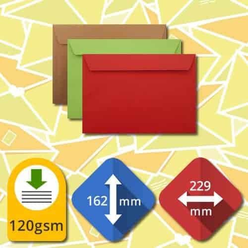 C5 (Half A4) Self Sealing Luxury Envelopes