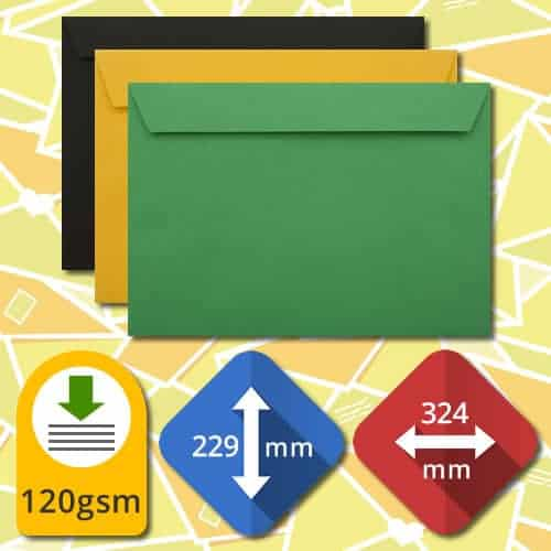 C4 (Full A4) Self Sealing Luxury Envelopes
