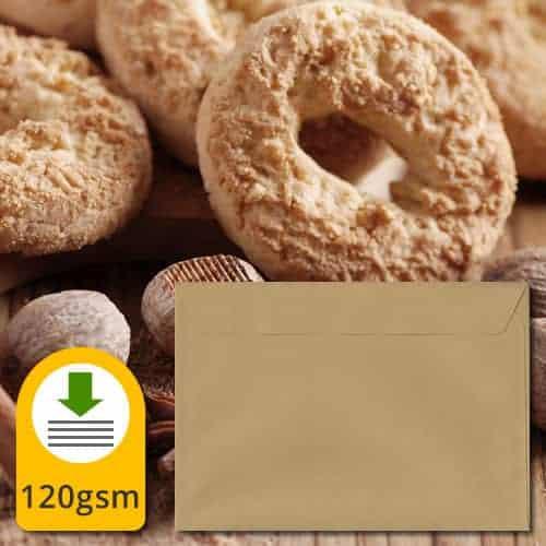 Biscuit Beige Luxury Envelopes