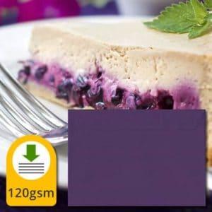 Blackcurrant Purple Luxury