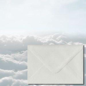 White Hammer Textured Envelopes