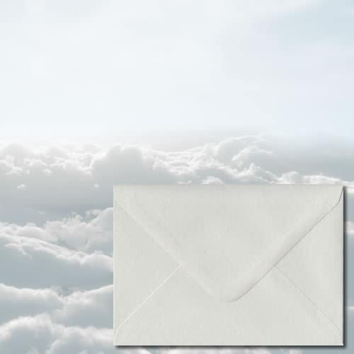 White Hammer Envelopes