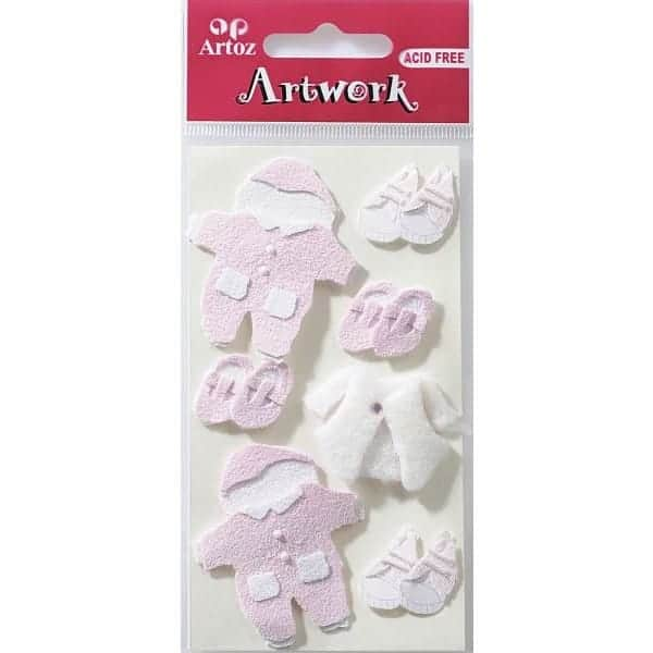 Baby Clothes Girl Craft Embellishment By Artoz