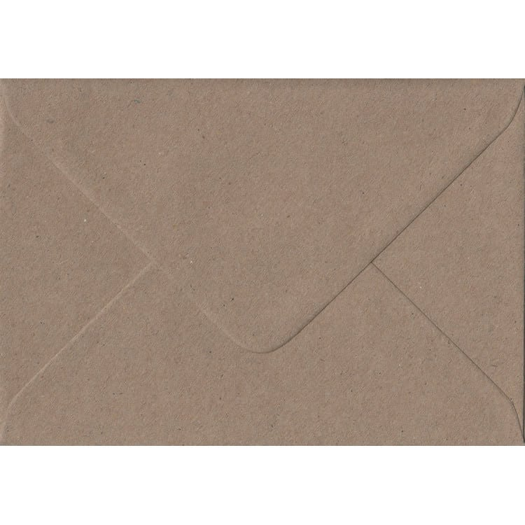 Fleck Craft Recycled Gummed C5 162mm x 229mm Individual Coloured Envelope