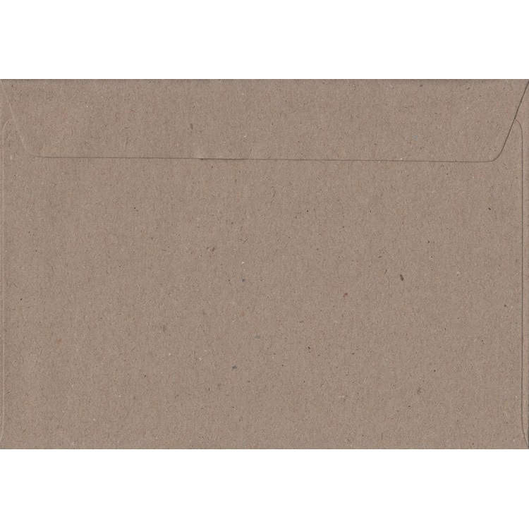 Fleck Craft Recycled Peel And Seal C5 162mm x 229mm Individual Coloured Envelope