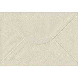 Ivory Hammer Textured Gummed C5 162mm x 229mm Individual Coloured Envelope