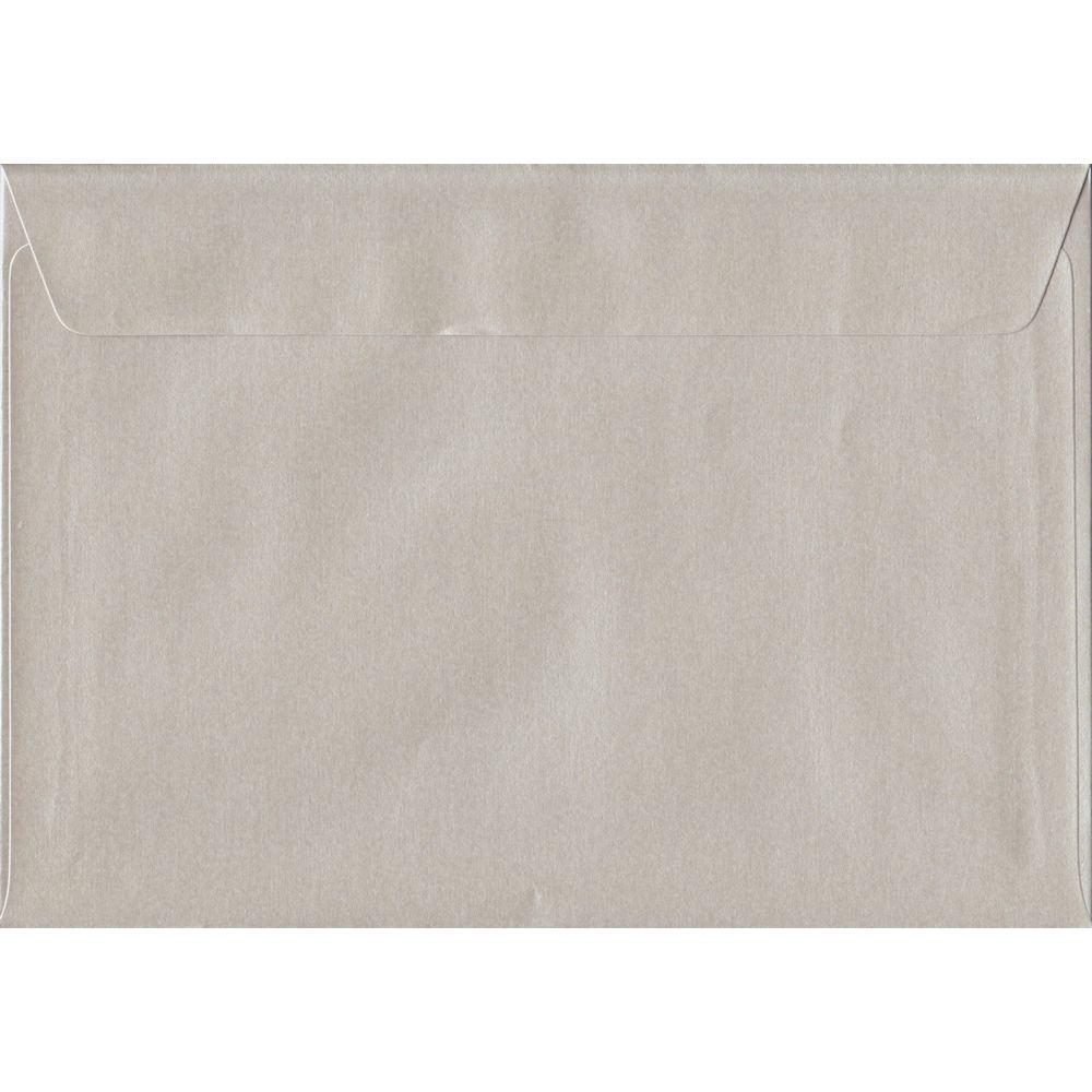 Pearlescent Oyster C5/A5 162mm x 229mm Peel/Seal Individual Coloured Envelope