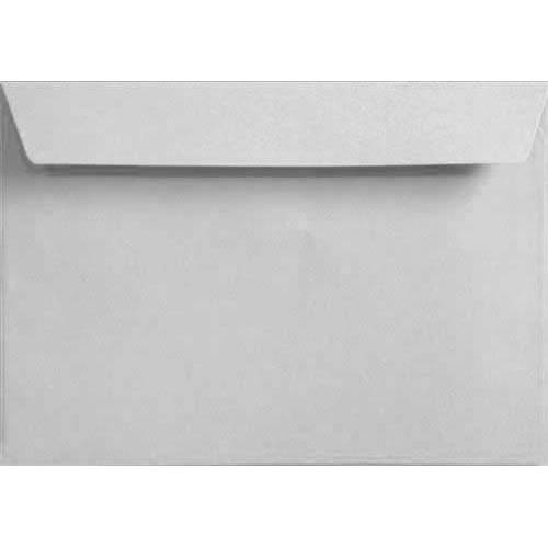 White Pastel Peel And Seal C6 114mm x 162mm Individual Coloured Envelope