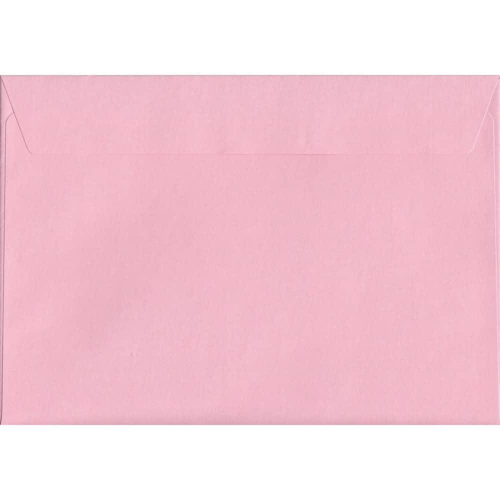Baby Pink Peel/Seal C5 162mm x 229mm 120gsm Luxury Coloured Envelope