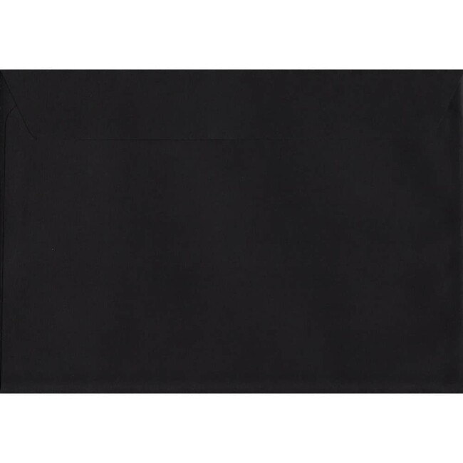 Black Peel/Seal C5 162mm x 229mm 120gsm Luxury Coloured Envelope