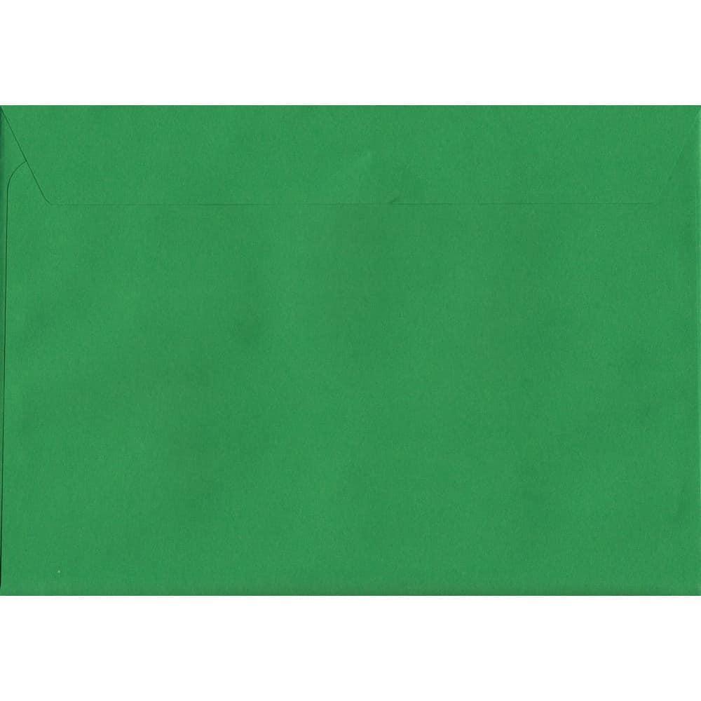 Holly Green Peel/Seal C5 162mm x 229mm 120gsm Luxury Coloured Envelope