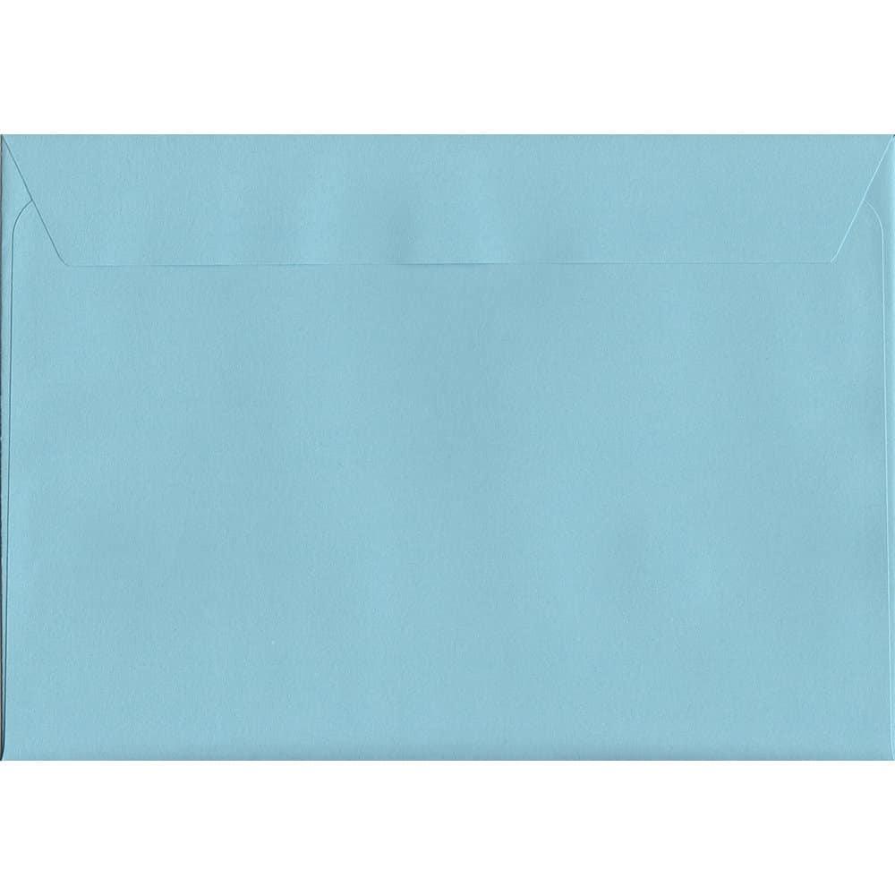 Cotton Blue Peel/Seal C5 162mm x 229mm 120gsm Luxury Coloured Envelope