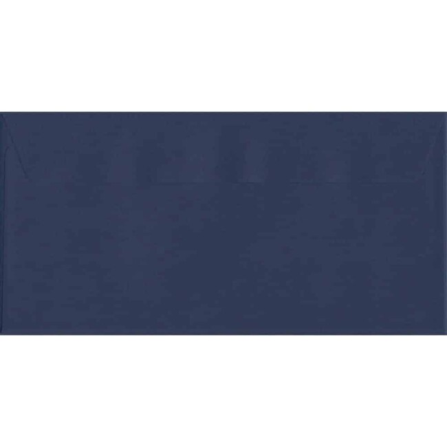 Oxford Blue 114mm x 229mm 120gsm Peel/Seal DL/Tri-Fold A4 Sized Envelope