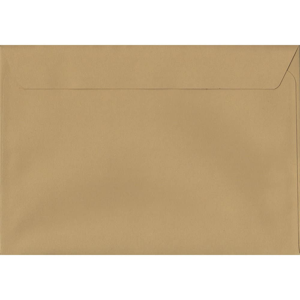 1000 x A5 C5 Ivory Top Quality Envelopes 229 x 162mm 100gsm