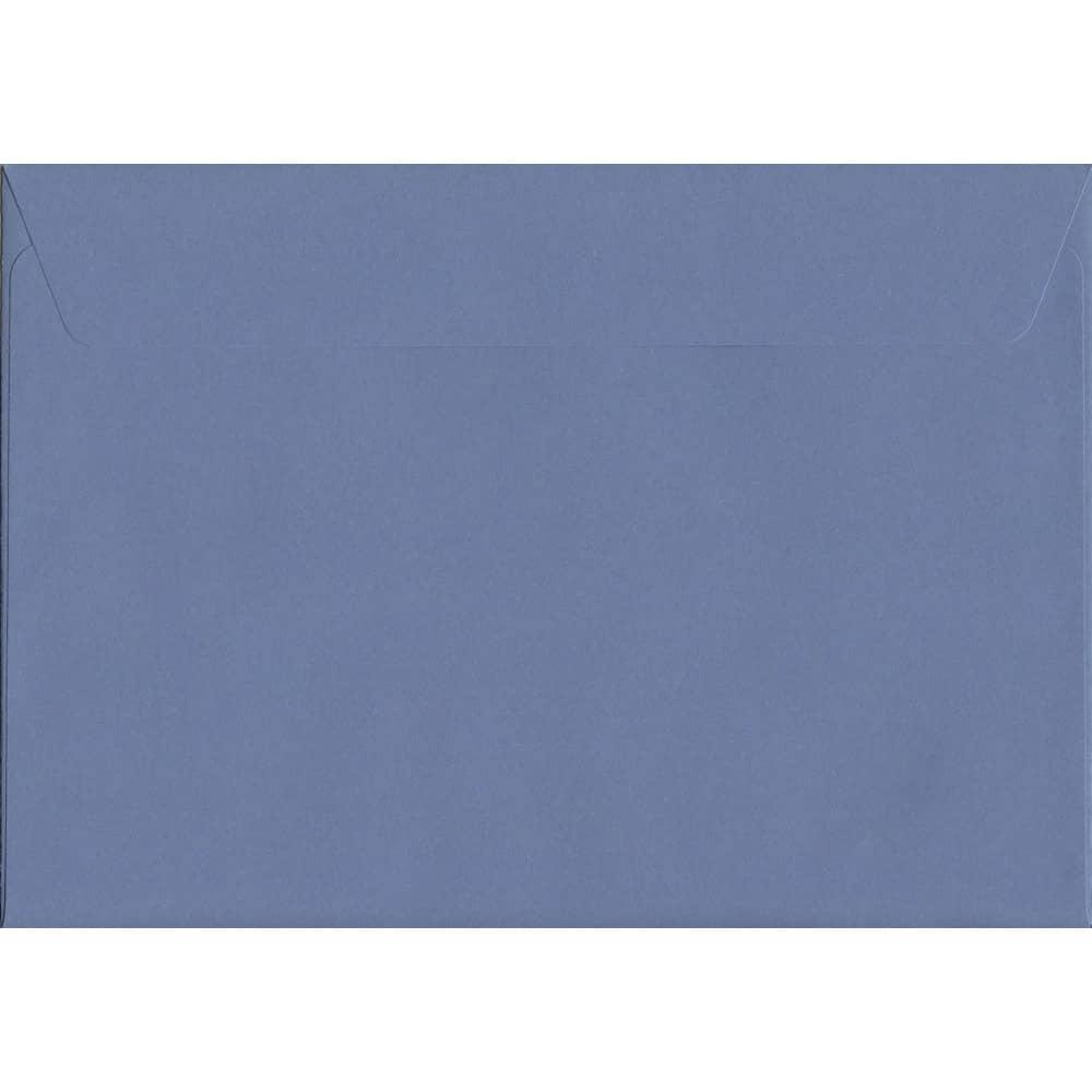 100 A5 Purple Envelopes. Deep Lavender. 162mm x 229mm. 120gsm paper. Peel/Seal Flap.