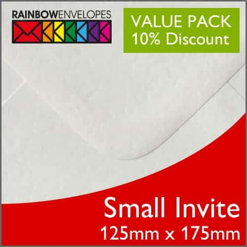 Invitation Envelope Packs