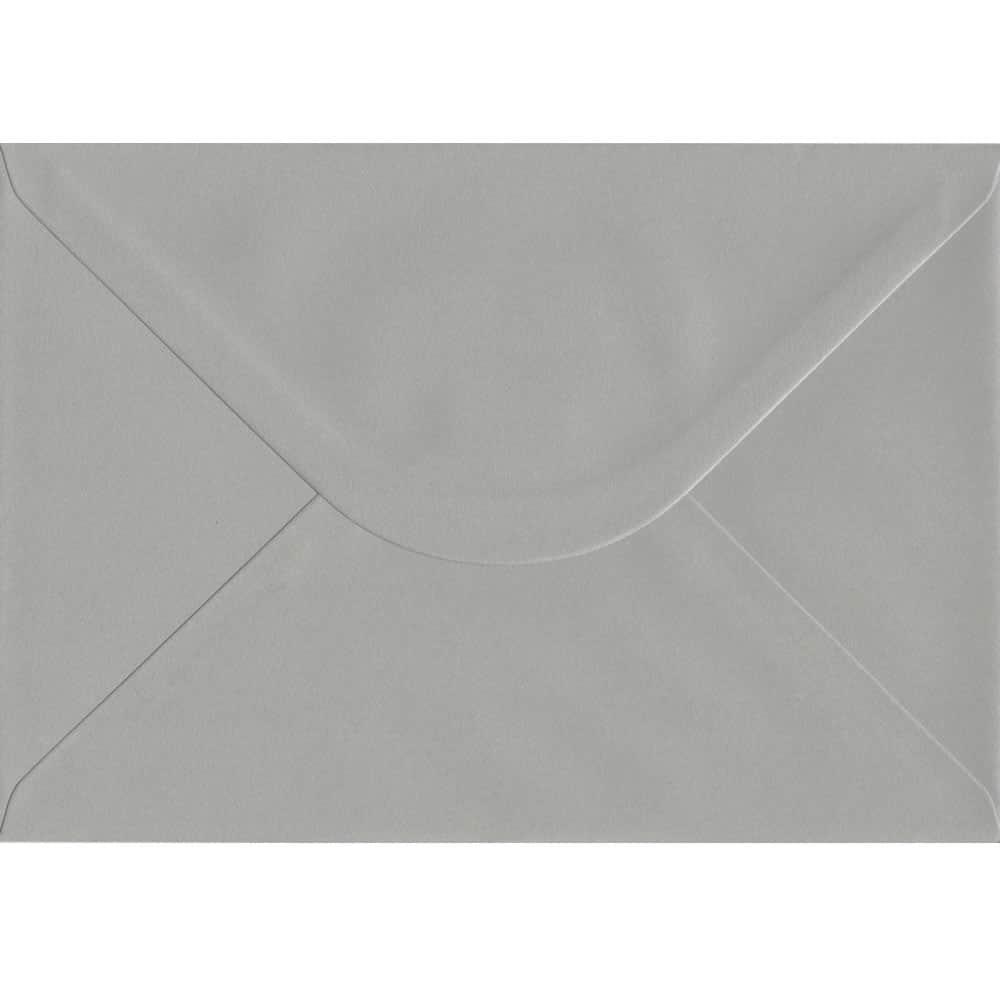 Owl Grey 162mm x 229mm 120gsm Gummed C5/Half A4 Sized Envelope