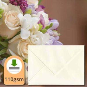 Magnolia Cream Envelopes