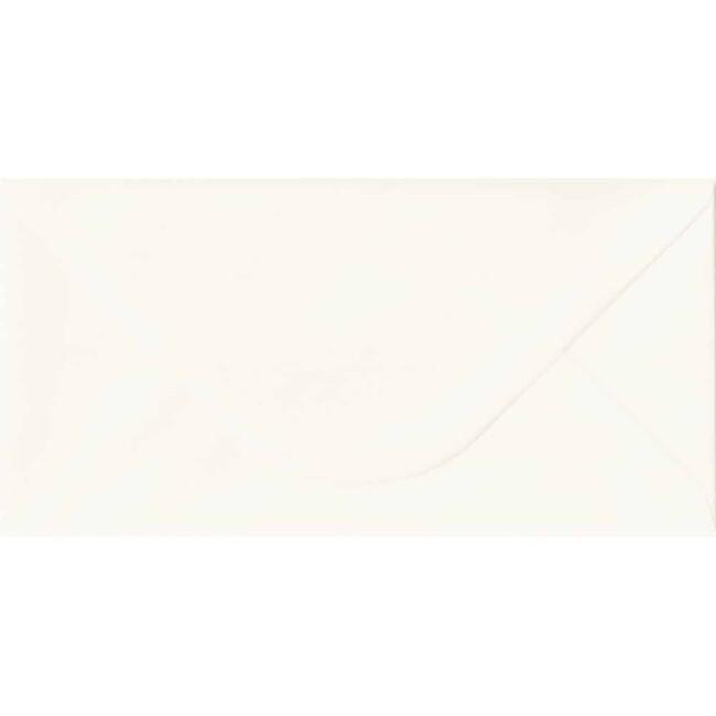 110mm x 220mm Antique Silk Textured Envelope. DL Envelopes Size. Gummed Flap. 100gsm Paper.