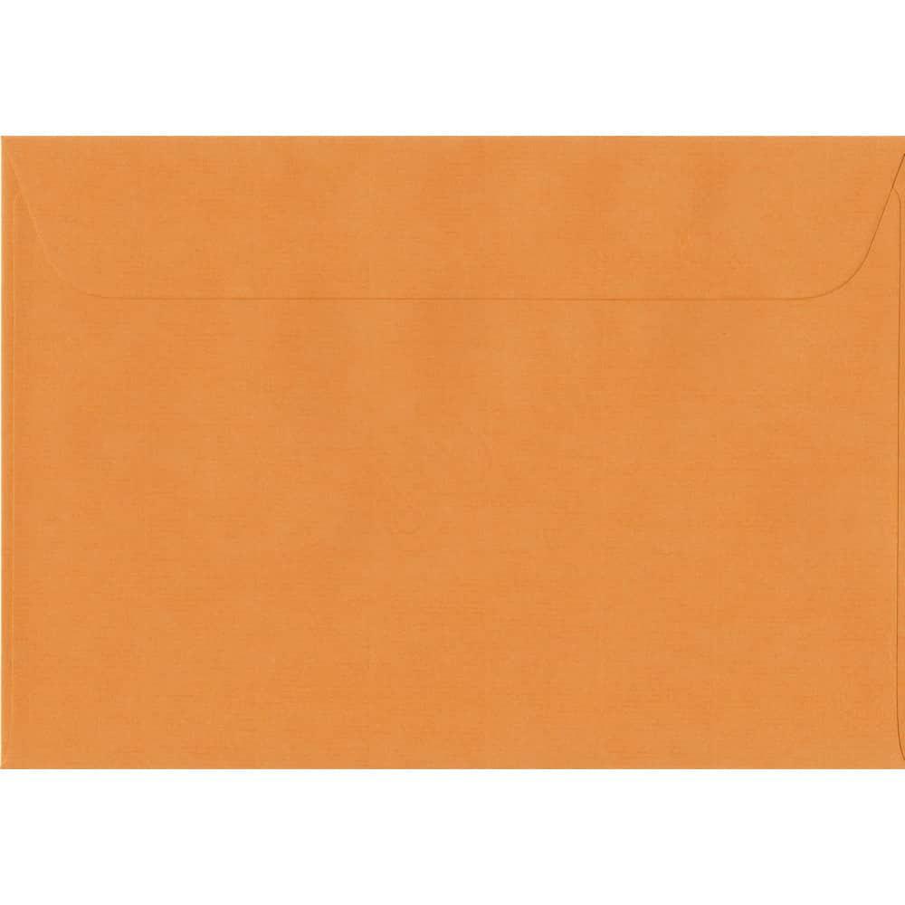 162mm x 229mm Mango Laid Envelope. C5/A5 Paper Size. Peel/Seal Flap. 100gsm Paper.