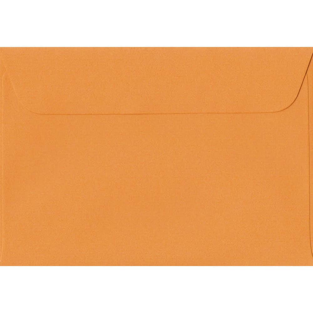 114mm x 162mm Mango Laid Envelope. C6/A6 Paper Size. Peel/Seal Flap. 100gsm Paper.
