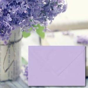 Amethyst Envelopes