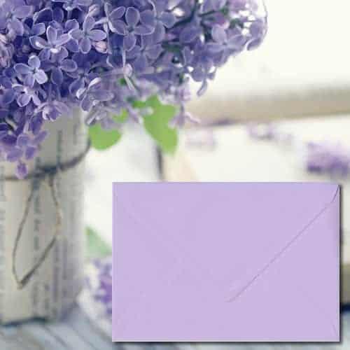 Amethyst Envelopes