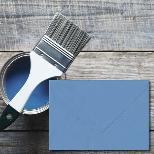 China Blue Colour Envelopes