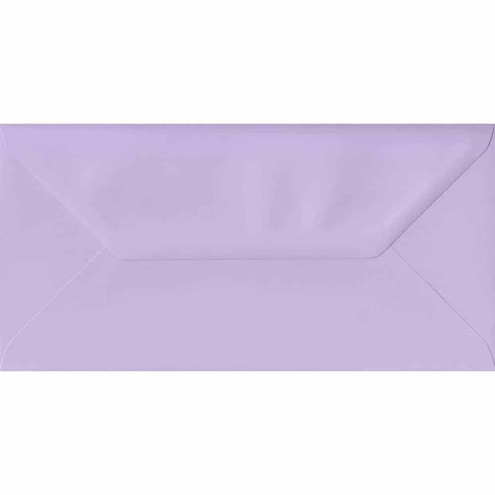 110mm x 220mm Amethyst Top Quality Envelope. DL Envelopes Size. Gummed Flap. 100gsm Paper.