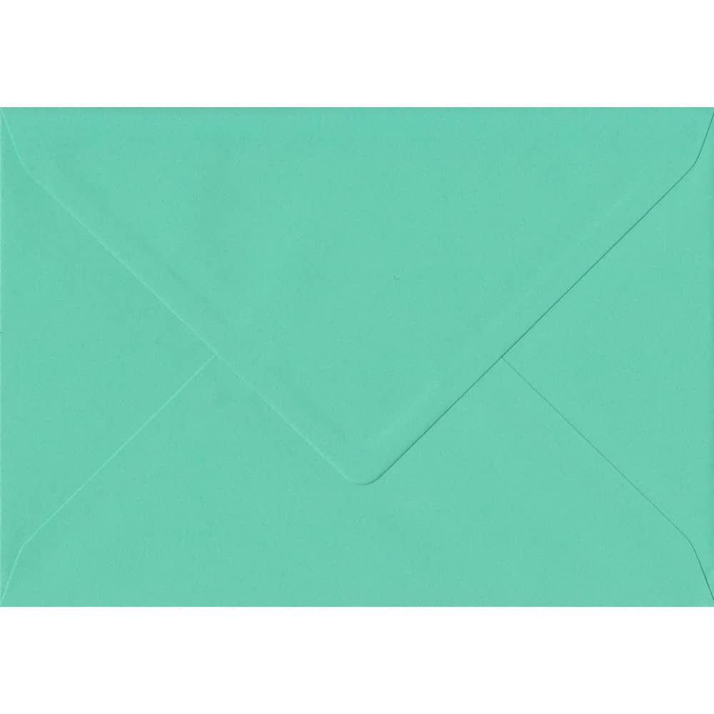 162mm x 229mm Warbler Green Top Quality Envelope. C5 (to fit A5) Size. Gummed Flap. 100gsm Paper.