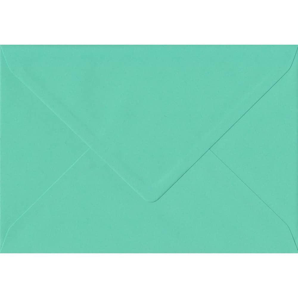 162mm x 229mm Warbler Green Top Quality Envelope. C5 (to fit A5) Size. Gummed Flap. 100gsm Paper.