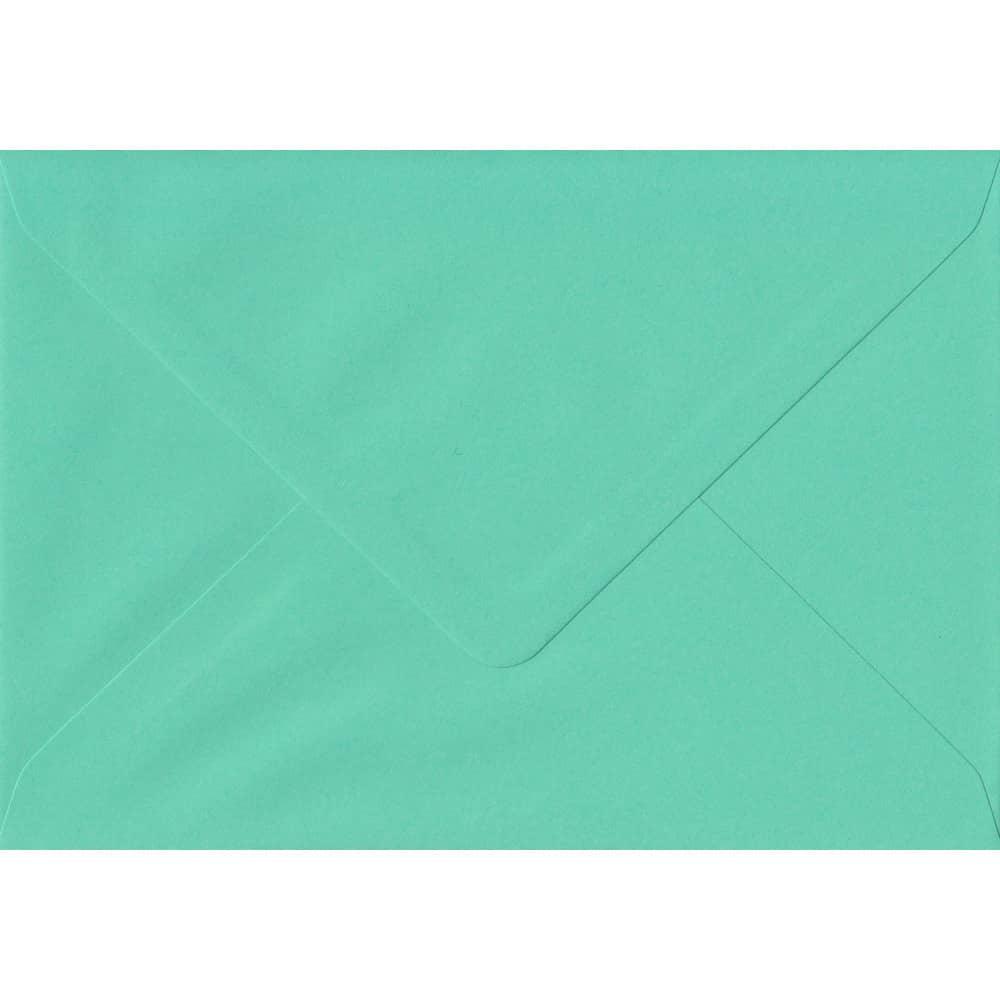 Warbler Green 152mm x 216mm Gummed 100gsm Large A5 Cards Coloured Envelopes