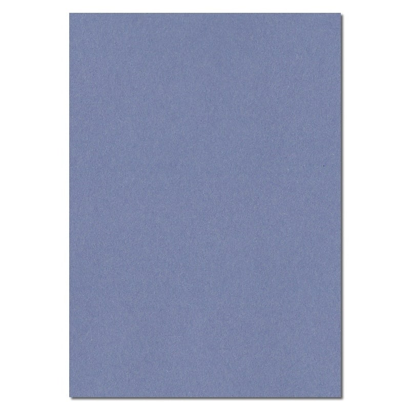 297mm x 210mm Summer Violet Extra Thick Paper. A4 Sheet Size. 120gsm Lilac Paper.