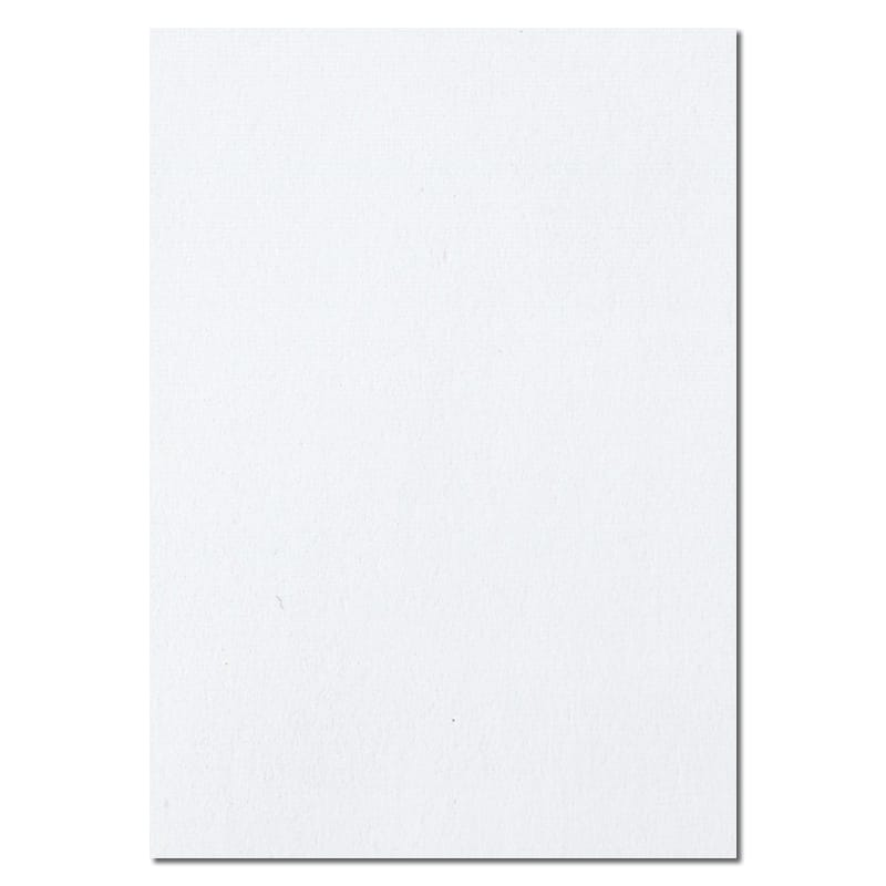 297mm x 210mm Ice White Extra Thick Paper. A4 Sheet Size. 120gsm White Paper.