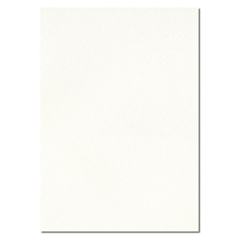 297mm x 210mm Ivory Silk Textured Paper. A4 Sheet Size. 115gsm Ivory Paper.