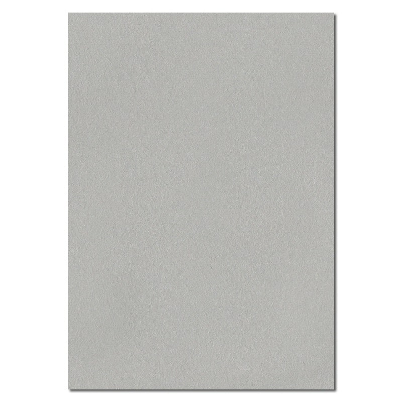 297mm x 210mm Owl Grey Solid Paper. A4 Sheet Size. 100gsm Grey Paper.