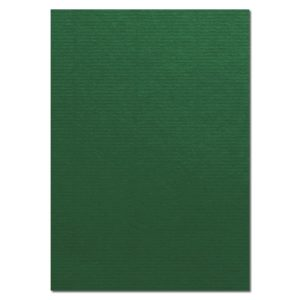297mm x 210mm British Racing Green Watermarked Paper. A4 Sheet Size. 100gsm Green Paper.