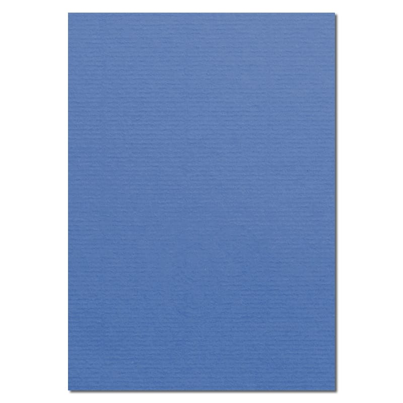 297mm x 210mm Royal Blue Watermarked Paper. A4 Sheet Size. 100gsm Blue Paper.