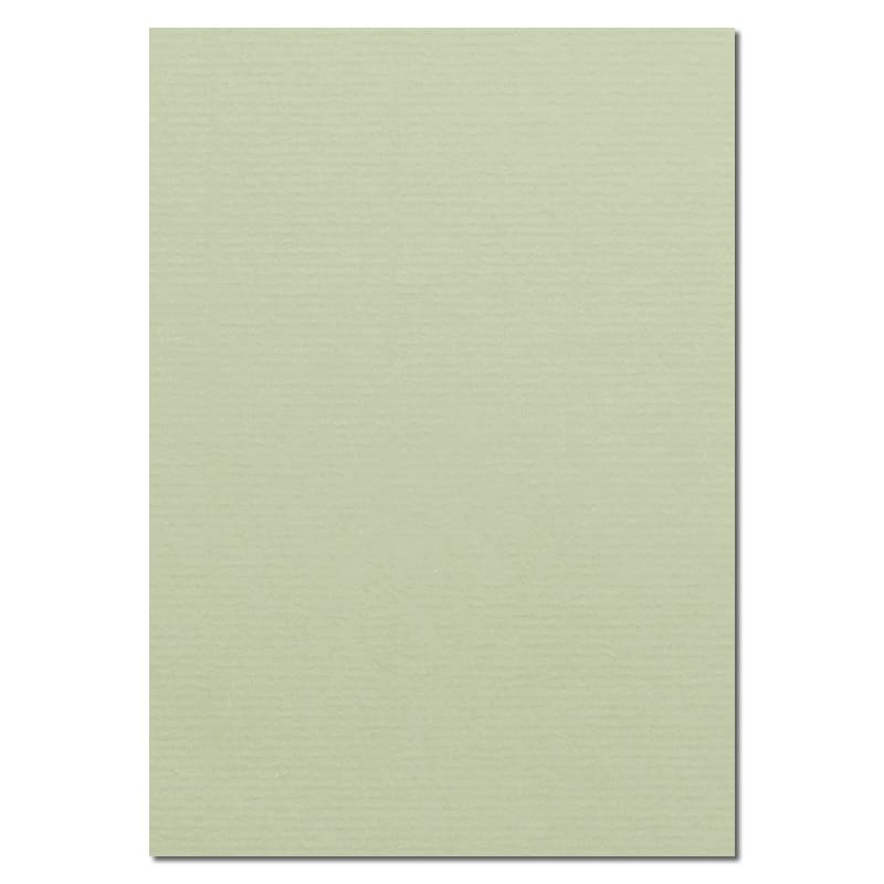 297mm x 210mm Wedgwood Green Watermarked Paper. A4 Sheet Size. 100gsm Green Paper.