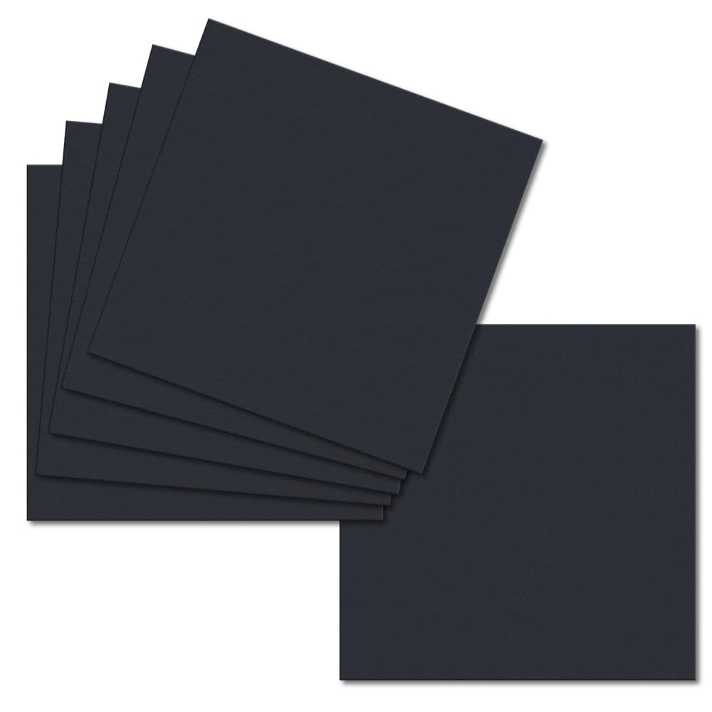 choose envelope colour /& qty A5 Midnight Blue Matte Card Blanks /& Envelopes