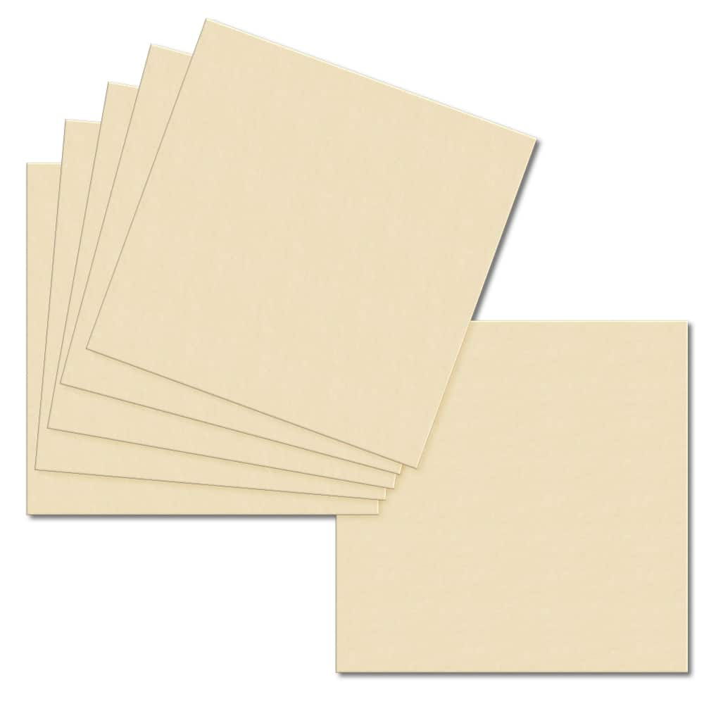 10 Sheets A4 Black Stripe on White Card  240gsm NEW