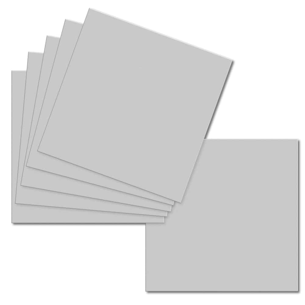 """C6 4/"""" x 6/"""" Pearl Cards with Matching Envelopes"""