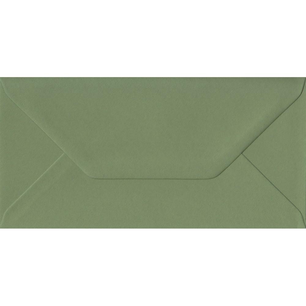 Pink DL Envelope 110mm x 220mm 100gsm Gummed Pink Business DL Envelopes