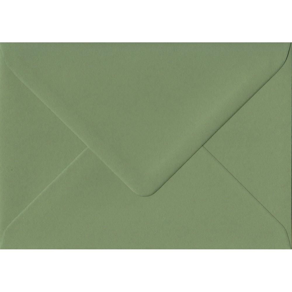 100 Green Colour Envelopes 4 Different Shades Of C6 Gummed Green Envelopes.