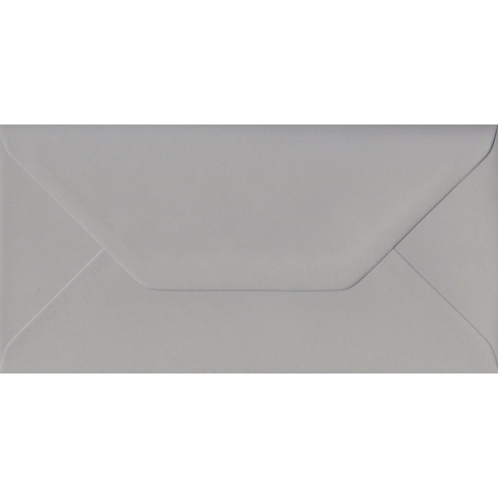 Owl Grey DL Envelope